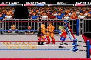 WWF Raw (World)