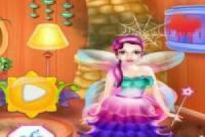 Free Clean Fairy house Game