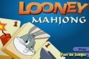 Free Looney tunes mahjong Game