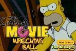 The Simpsons: Ball ødeleggende