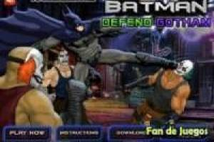 Batman Gotham défend