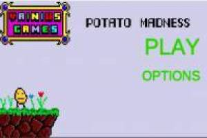 Crazy Potato Adventure