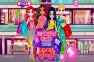 Princesas: Ofertas da Black Friday