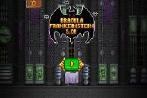 Rescue Dracula, Frankenstein and company