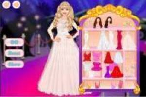 Prinses Barbie op de rode loper