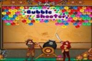 Bubbles: pirates