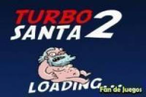 Turbo santa claus