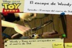 Woody escape