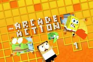 SpongeBob: Arcade Action