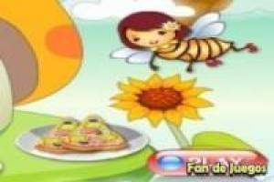 Free Bee Restaurant Game