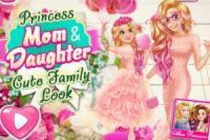 Dress the Princesses and their Daughters