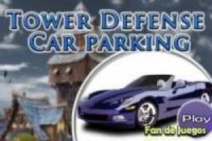 Juego Parking: torre de defensa Gratis