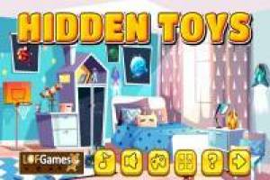 Find the hidden toys