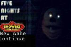 Five Nights at ShowBiz Pizza Place