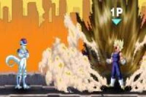 Juego Dragon Ball Fierce Fighting 3.0 para jugar gratis online