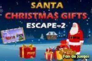 Santa christmas gift escape