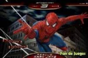 Spiderman, rescatar a Mary Jane