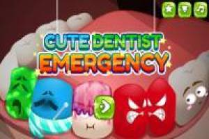 Assist the emergency dentist