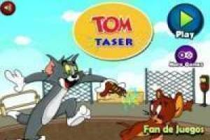 Tom en Jerry: taser gun