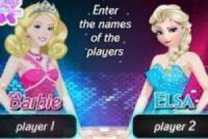 Dress up Draculaura, Barbie or Elsa