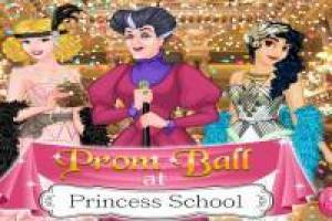 Princesses: Themed Prom Dance