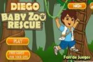 Free Diego to the rescue Game