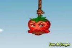 Cut The Rope a fruta