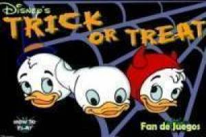 O dia das bruxas: Trick or Treat