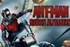 Ant Man Marvel Superhéroes