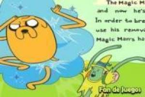 Adventure Time: perdu chapeau