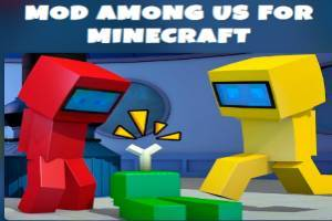 Among us Mod for Minecraft