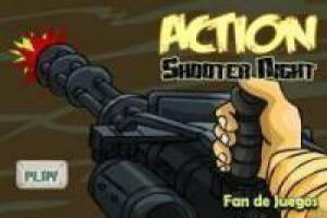 Gioco Action shooter night Gratuito