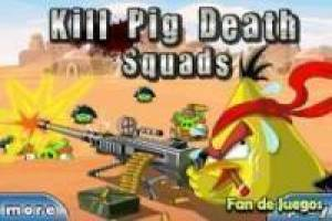 Angry birds: kill pig death squads