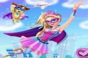 Barbie Super Princesa Dress up