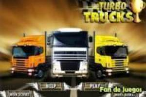 Course de camion turbo