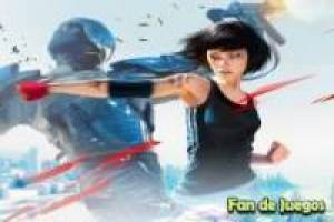Parkour en la ciudad Glass de Mirror's Edge Catalystedge