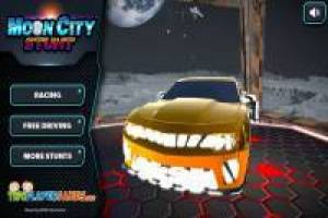 Carreras: Moon City Stunt