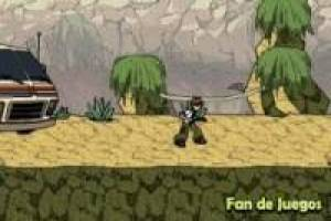 Ben 10: Savage Pursuit
