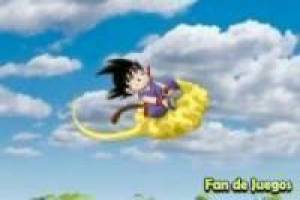 Goku cloud kinton