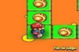 Super Mario: labyrinter