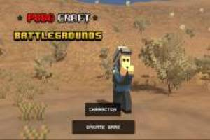 PUBG Craft Battlegrounds