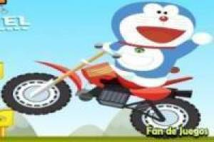 Doraemon motorcycle