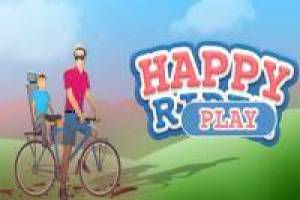 Happy Ride estilo Happy Wheels
