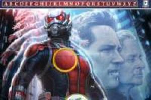 Ant Man Marvel Superheroes