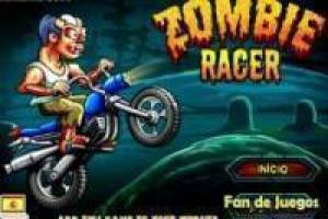 Free Zombies racing motorbikes Game