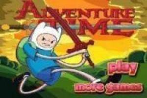 Free Bubble Bobble Adventure Time Game