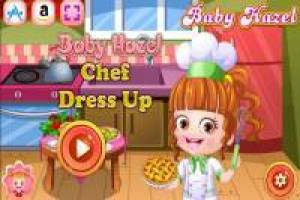 Baby Hazel: Work as a Chef