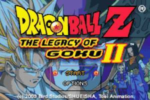 Dragon Ball Z: The Legacy of Goku I & II (U) (Rising Sun