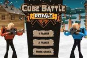 Cube: Battle Royale