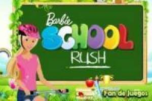 Barbie visita a escola